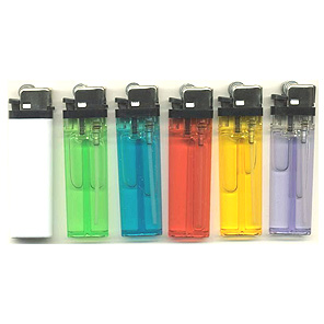 Disposable / Refillable Lighters
