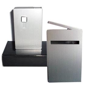 Silver Cigarettes Box