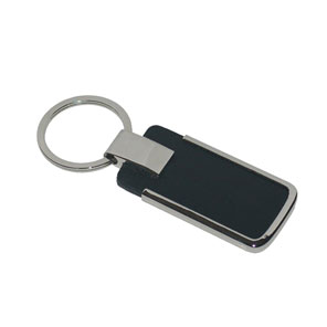 PU Leather Keyring