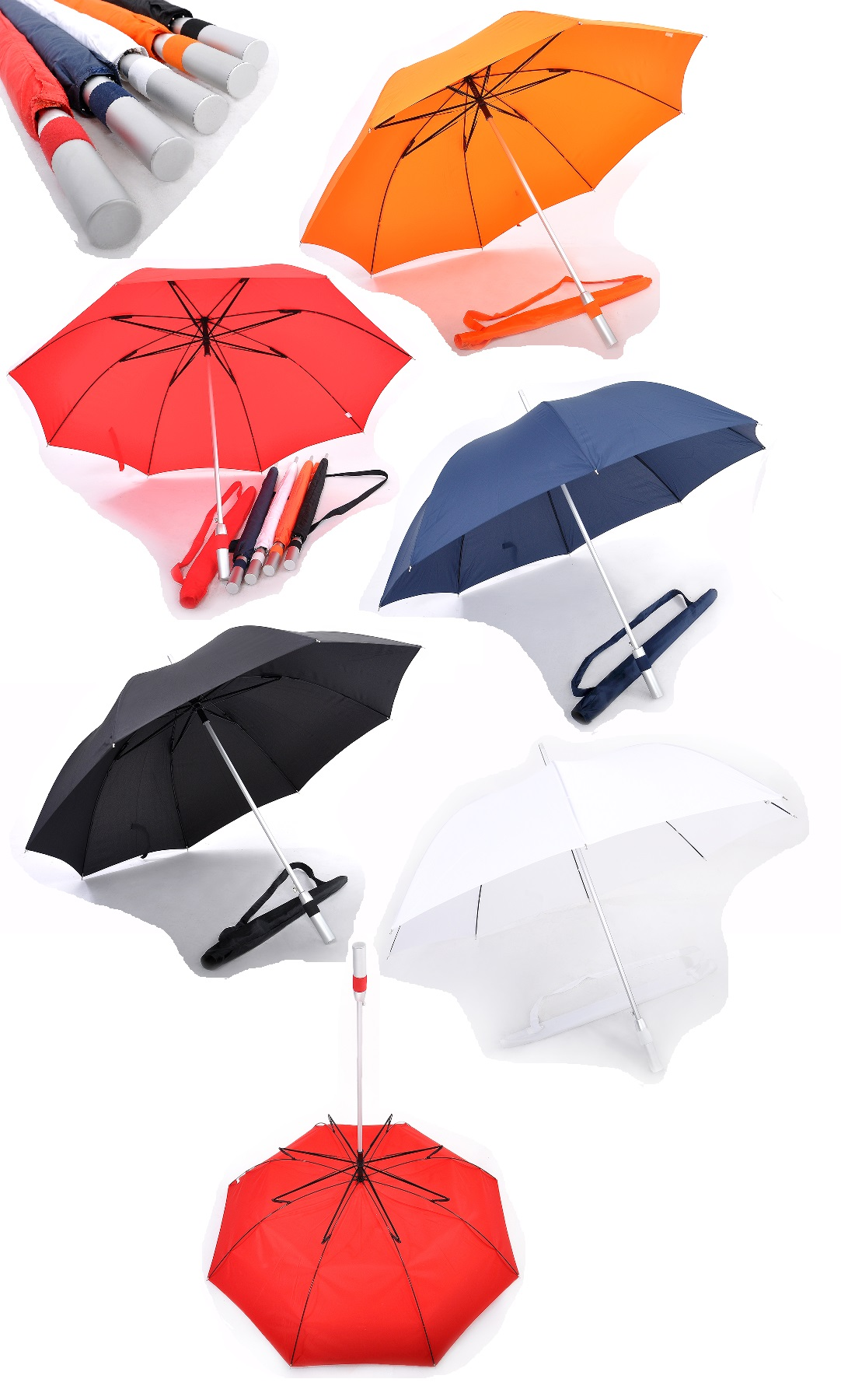 27inch Lightweight Umbrella without UV coating
