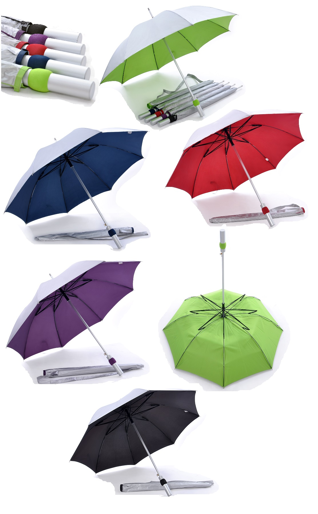 24inch Umbrella with UV Coating