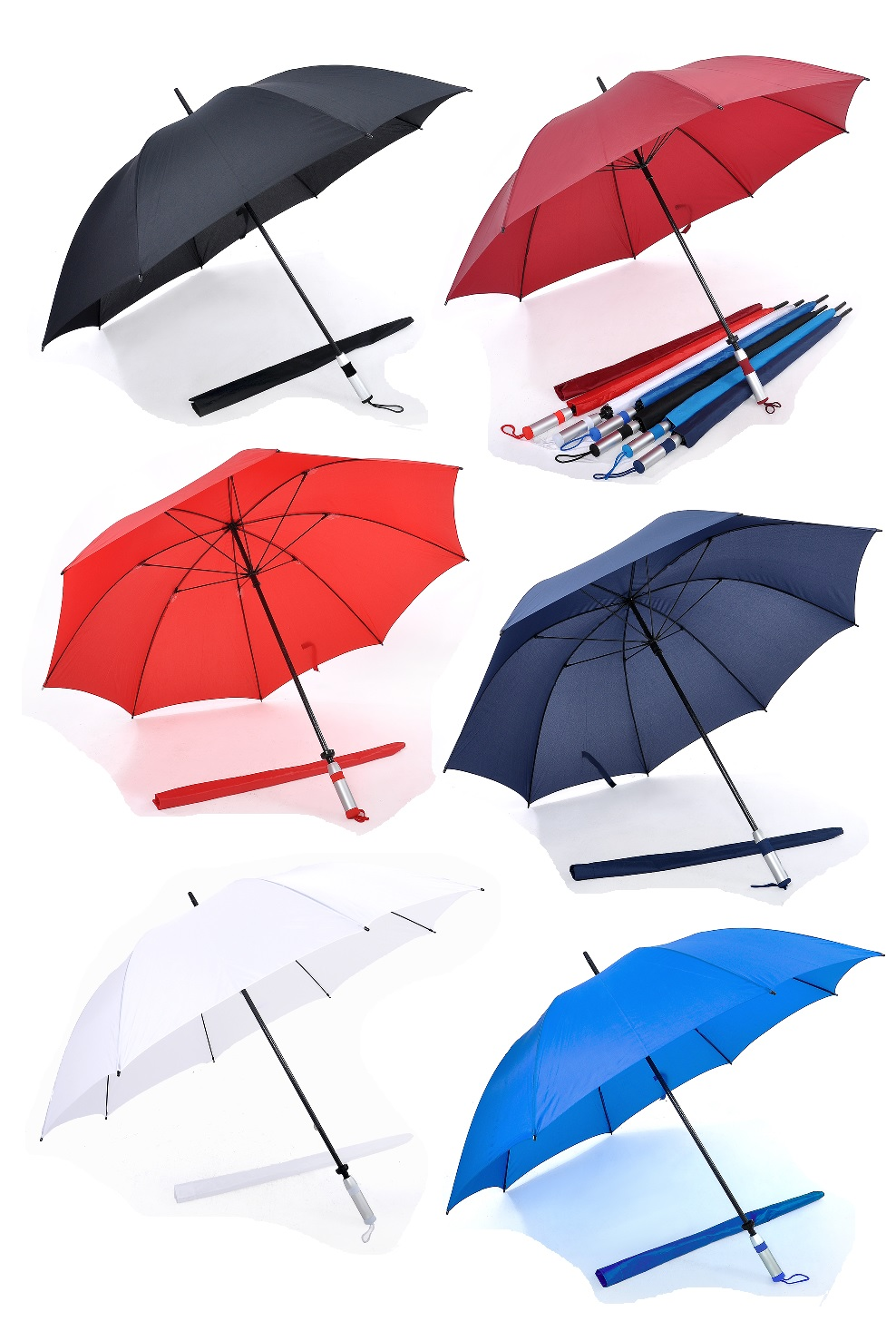 30inch Golf Umbrella with string on the handle