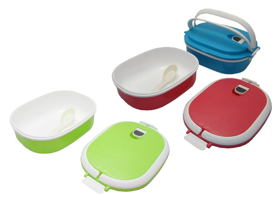 Airtight Lunch Box with Spoon