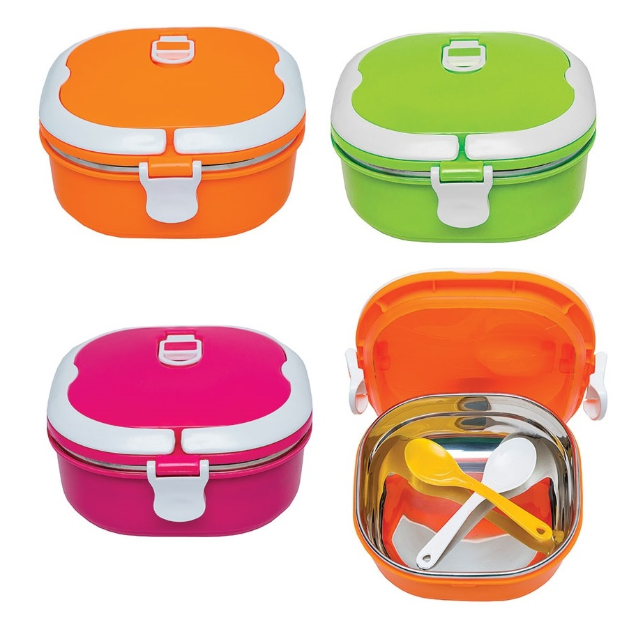 1-tier Stainless steel Lunch Box