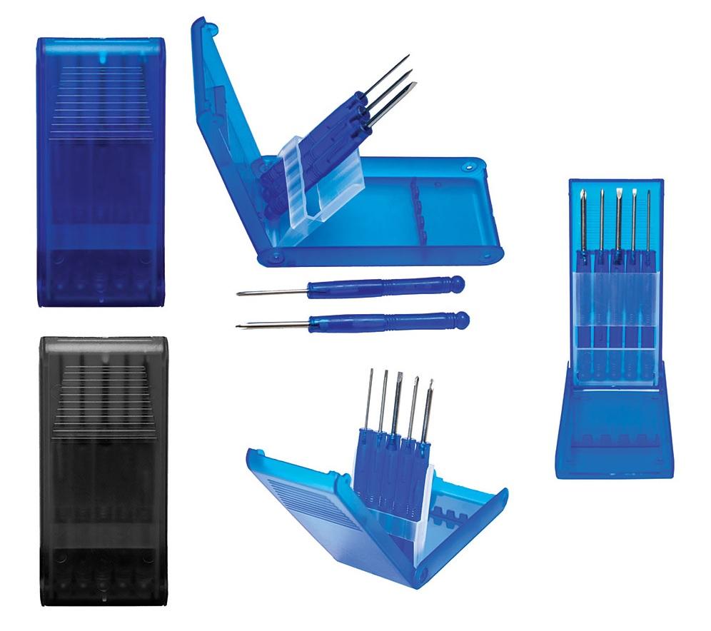 Pocket-sized Tool set (Design A)