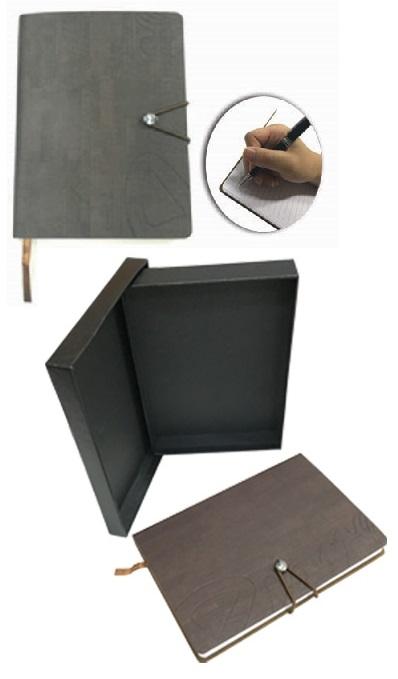 A5 size Classic PU Notebook