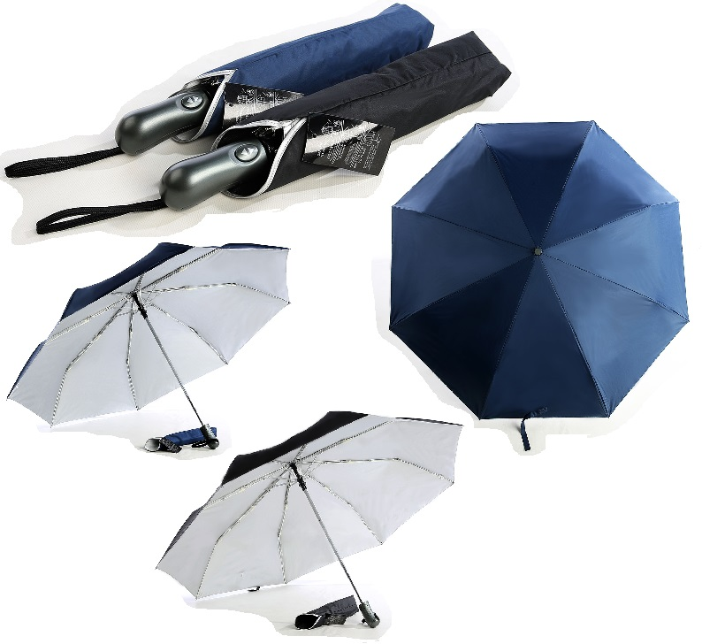 27inch Auto-eject Umbrella with UV Coating